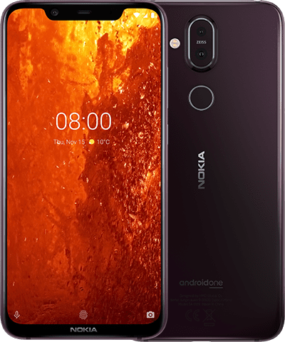 Nokia 8.1 (Nokia X7)