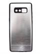 Capa Metal Samsung Note 8 Prateada