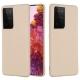 Capa Samsung Galaxy S21 Ultra Silky Creme