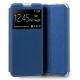 Capa Xiaomi Redmi 9A Flip Alta Qualidade Azul