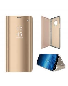 Capa Flip Smartcase Samsung Galaxy A6 2018 Dourado