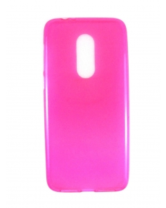 Capa Gel Alcatel 3 Rosa