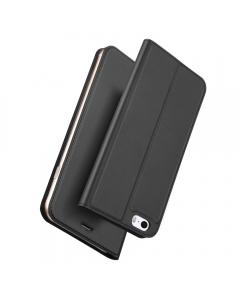 Capa Iphone 5 SE Flip DX Cinza c/ Apoio