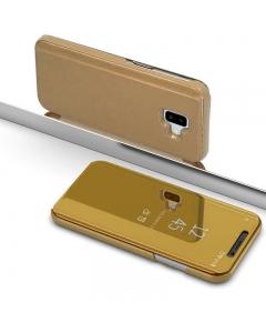 Capa Flip Smartcase Samsung Galaxy J6 Plus 2018 Dourado