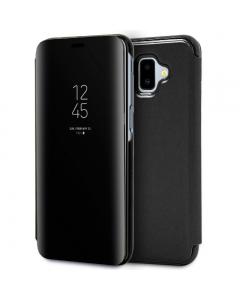 Capa Flip Smartcase Samsung Galaxy J6 Plus 2018 Preto
