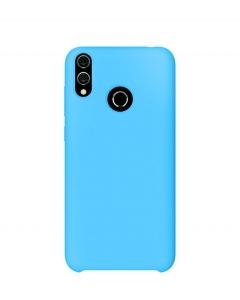 Capa Silicone Huawei Honor 10 Lite Silky Azul