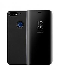 Capa Huawei P Smart Flip S-View Preto