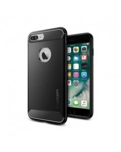 Capa Iphone 8 Plus SPIGEN Rugged Preto