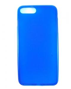 Capa Gel Iphone 7 Plus Azul