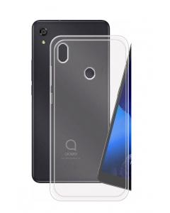Capa Alcatel 3C 2019 Gel Ultra Slim Transparente