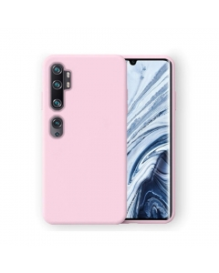 Capa Xiaomi Mi Note 10 Silky Rosa
