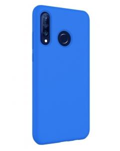 Capa Huawei P30 Lite Silky Azul
