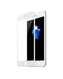 Película Vidro Temperado 3D Full Iphone SE 2020 Branco