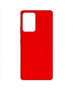 Capa Samsung Galaxy A72 5G Silky Vermelho