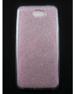 Capa Gel Huawei Y5 II Brilho Rosa