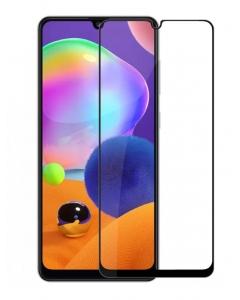 Película Vidro Temperado 5D Full Samsung Galaxy A31 Preto