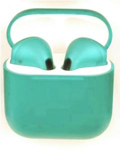 Airpods Pro 4 Auriculares Bluetooth sem Fios Verde