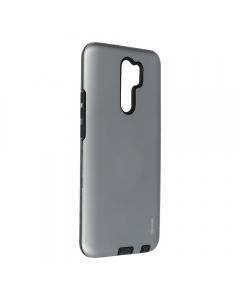 Capa Xiaomi Redmi 9 Hibrida Rico Cinza