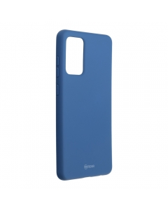 Capa Samsung Galaxy A72 5G Roar Jelly Azul Marinho