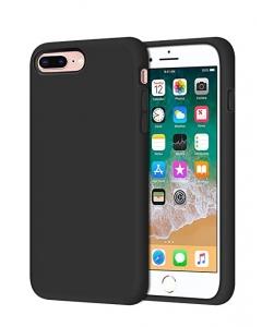Capa Iphone 7 Plus Silky Preta