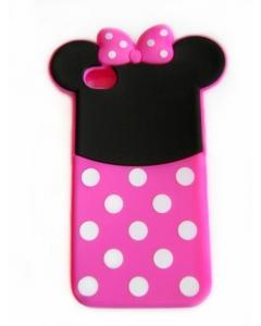 Capa 3D Iphone 4 4GS Minnie