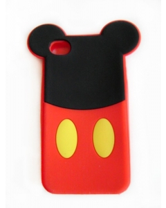 Capa 3D Iphone 4 4GS Mickey