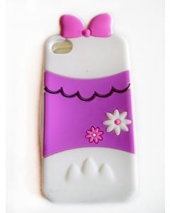 Capa 3D Iphone 4 4GS Maggie