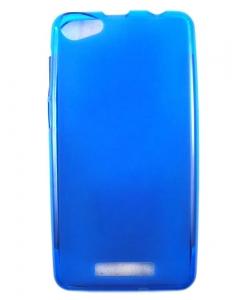 Capa Gel Wiko Jerry MAX Azul