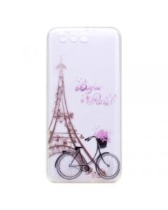 Capa Ultra Slim Gel Style Huawei Honor 9 Paris