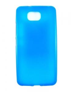 Capa Gel BQ Aquaris U2 Azul