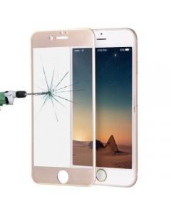 Película Vidro Temperado 3D Full Iphone 8 Dourado