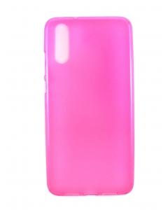 Capa Gel Huawei P20 Rosa