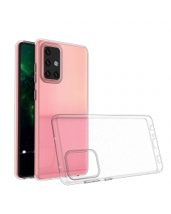 Capa Samsung Galaxy A72 5G Gel Ultra Slim Transparente
