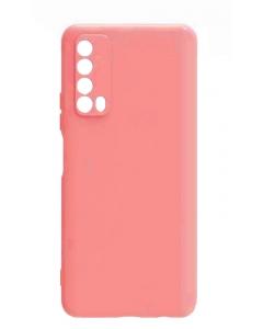 Capa Huawei P Smart 2021 Silky Salmão