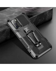 Capa Samsung Galaxy A02s Armor Warrior Preto