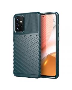 Capa Samsung Galaxy A72 5G Hibrida Thunder Verde