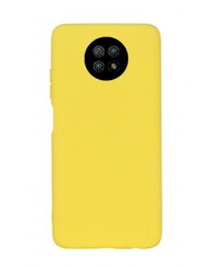 Capa Xiaomi Redmi Note 9T Silky Amarelo