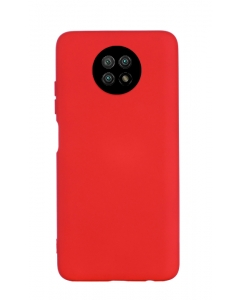Capa Xiaomi Redmi Note 9T Silky Vermelho