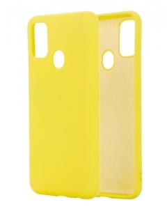Capa Huawei P Smart 2020 Silky Amarelo
