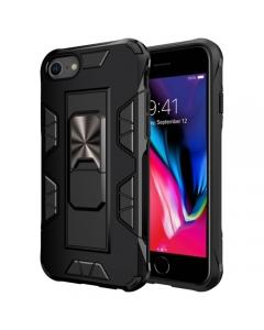 Capa Iphone 8 Hibrida Defender Preto