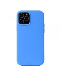 Capa Iphone 12 Pro Silky Azul