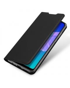 Capa Huawei P40 Lite E Flip DX Preto c/ Apoio