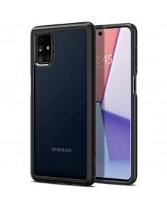 Capa Samsung Galaxy M51 Spigen Ultra Hybrid Preto