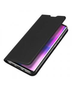 Capa Xiaomi Mi Note 10 Lite Flip DX Preto c/ Apoio