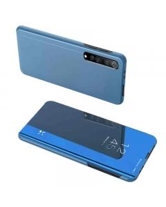 Capa Xiaomi Mi 10 Flip S-View Azul
