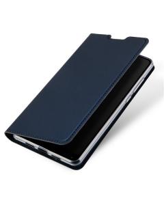 Capa Huawei Y5P Flip DX Azul c/ Apoio