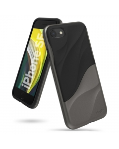 Capa Iphone SE 2020 Ringke Wave Preto