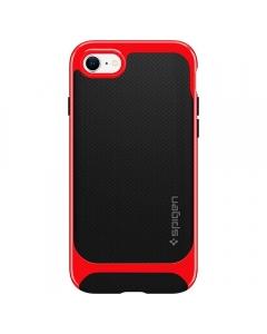 Capa Iphone 8 SPIGEN Neo Hybrid Dante Preto Vermelho