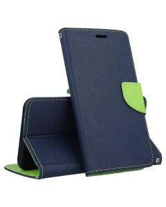 Capa Xiaomi Mi 10T Flip Fancy Azul c/ Apoio