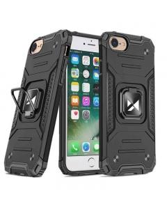 Capa Iphone SE 2020 Ring Armor Preto
